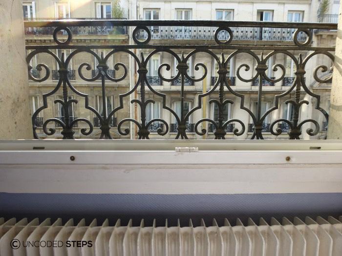 Uncoded Steps Paris Shelley Lewis