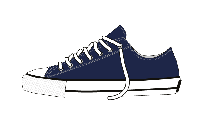 Sneakers funny UncodedSteps footwear design_1