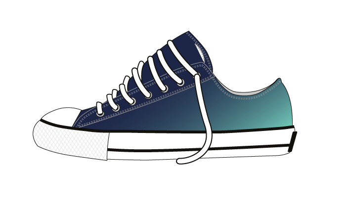 Sneakers funny UncodedSteps footwear design_2
