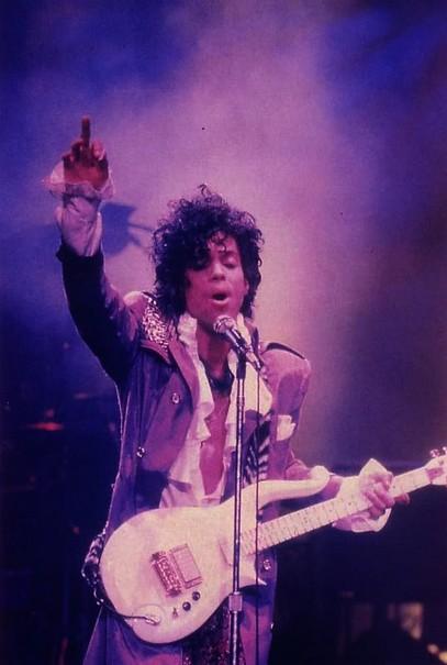uncodedsteps Prince purplerain