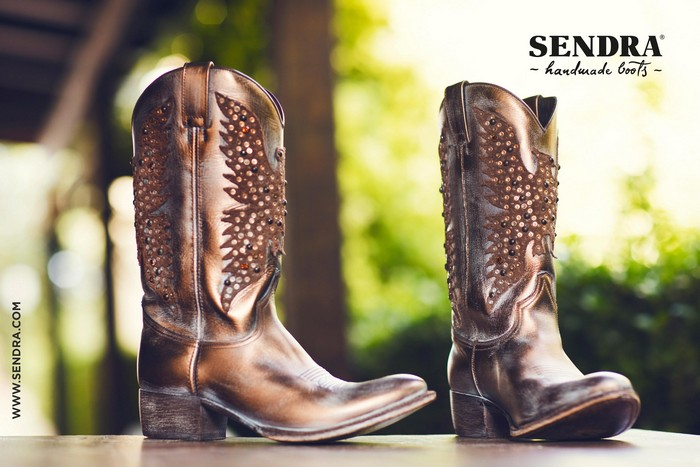 Sendra Boots Uncoded Steps footwear design