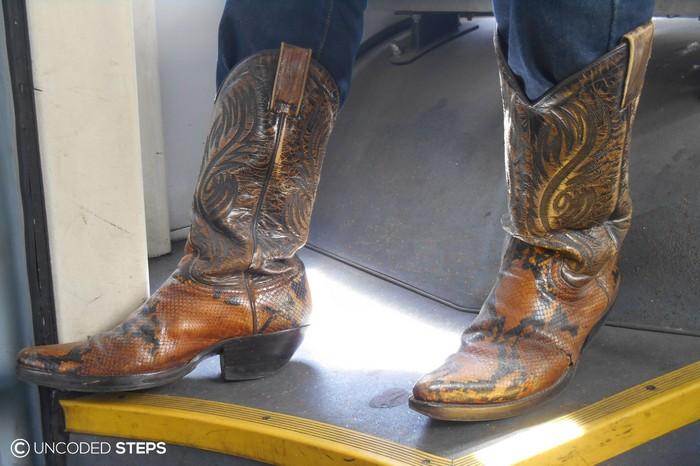 Sendra Boots Uncoded Steps Tel Aviv_2