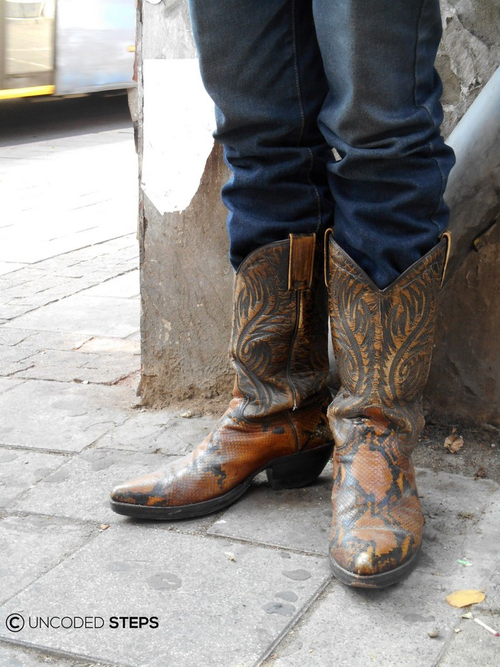 Sendra Boots Uncoded Steps Tel Aviv_3