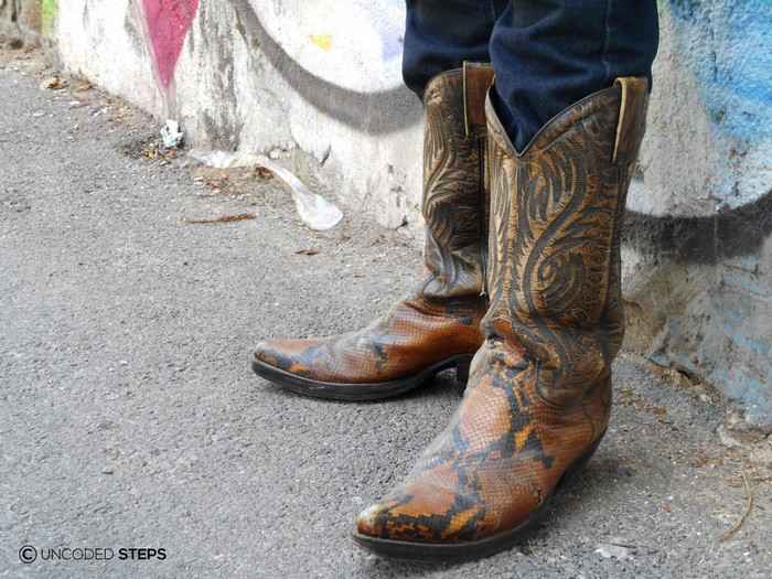 Sendra Boots Uncoded Steps Tel Aviv_4