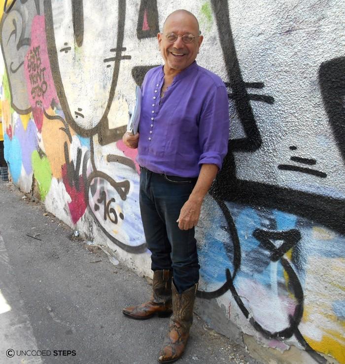 Sendra Boots Uncoded Steps Tel Aviv_Boaz Appelbaum