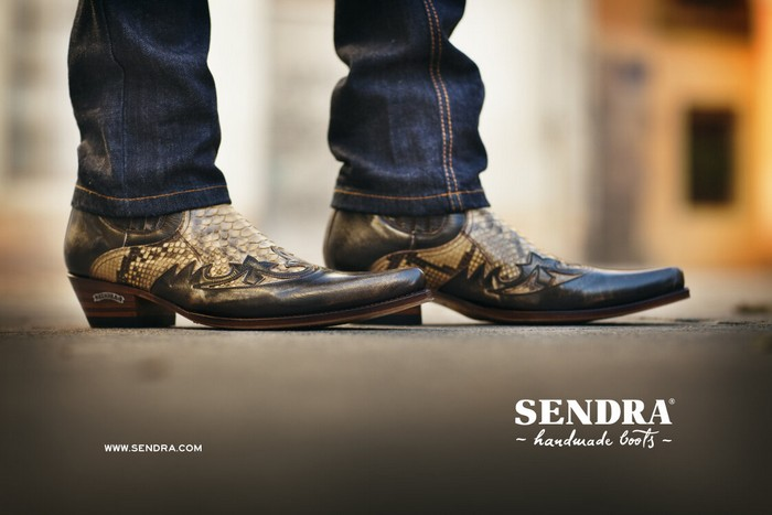 Sendra Boots Uncoded Steps_Spanish shoes style