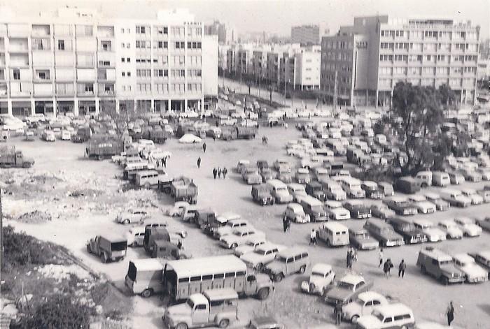 Uncoded Steps_Tel Aviv Nostalgy תל אביב של פעם