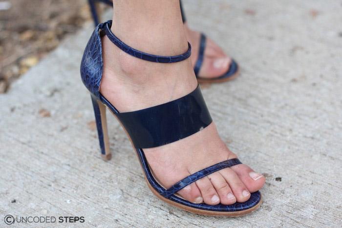 Uncoded Steps Cinderella Syndrome-Stiletto-Noy Biri _Internet