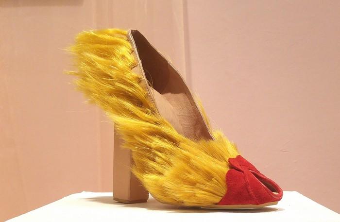Uncoded Steps סינדרום סינדרלה-סטילטו-מיה-גוטווין-נעליים-ביהס הגילדה 700
