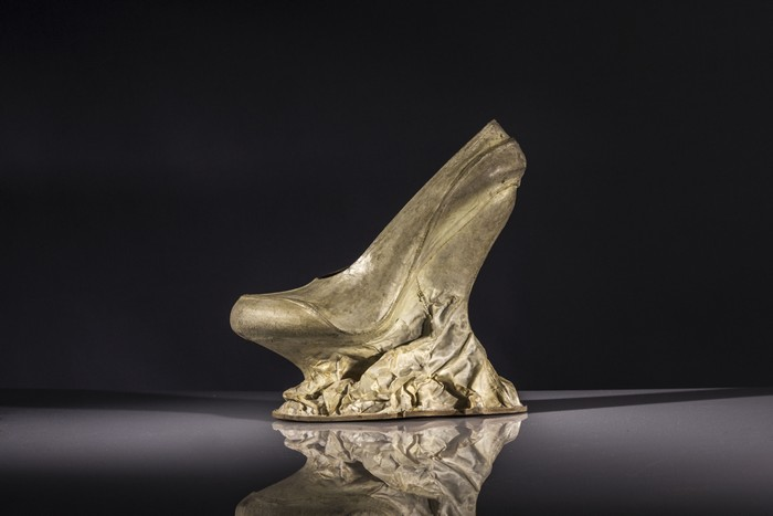 Uncoded Steps סינסרום סינדרלה-סטילטו-בצלאל-נעליים-Nowa Rubin Sacred Pulse