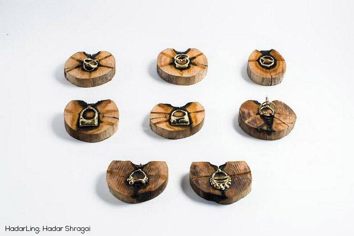 Uncoded Steps Hadar Shragai Jewelry design fashion