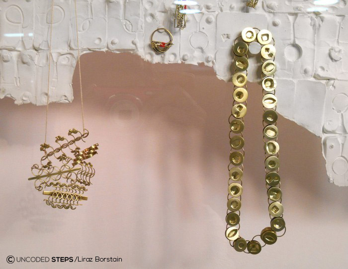 Uncoded Steps Shenkar Jewelry design Liraz Borstain_1