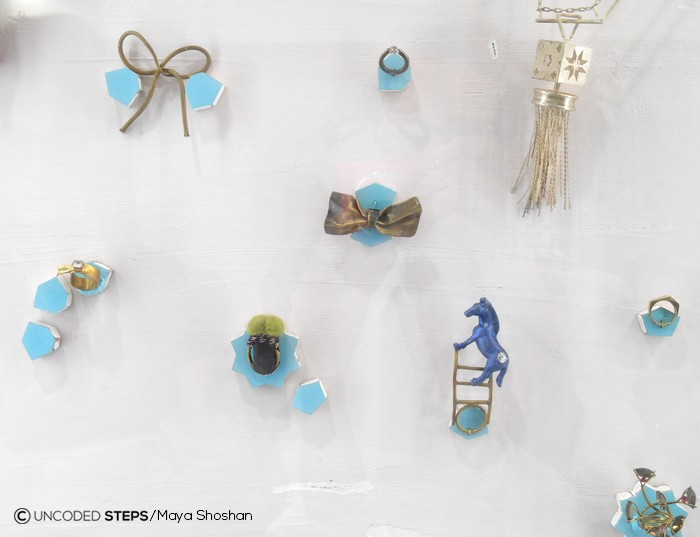 Uncoded Steps Shenkar Jewelry design Maya Shoshan_3