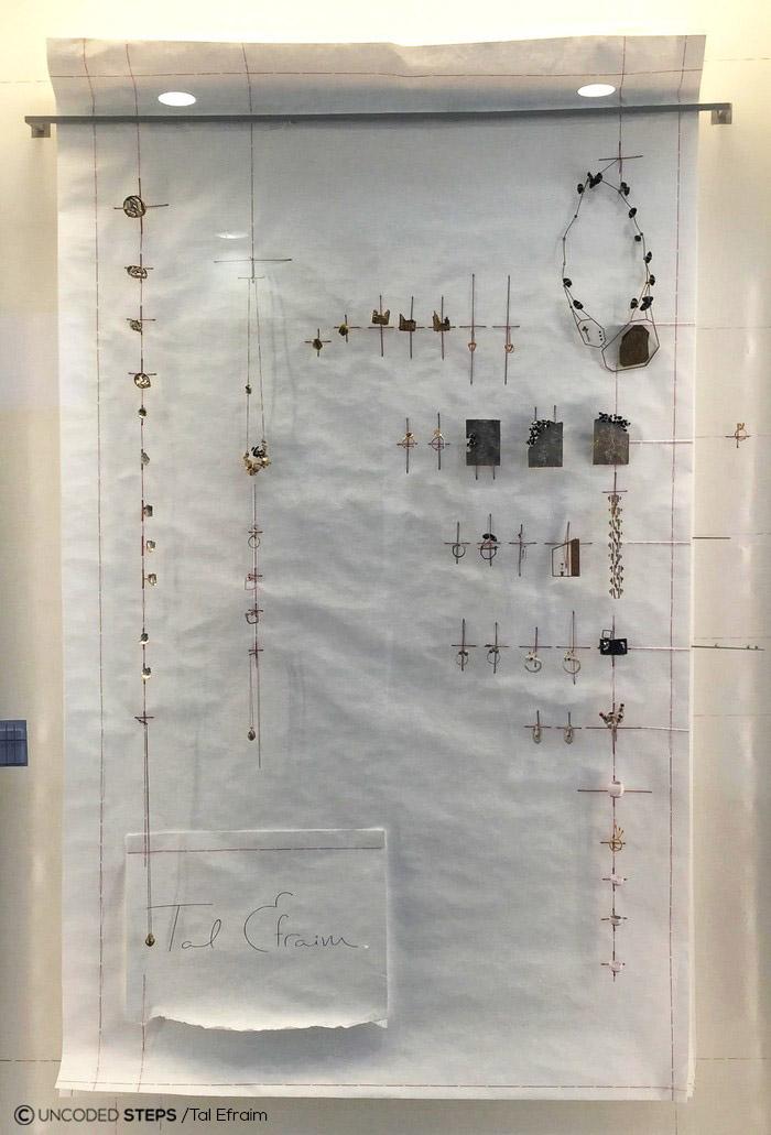 Uncoded Steps Shenkar Jewelry design Tal Efraim_5