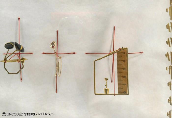 Uncoded Steps Shenkar Jewelry design Tal Efraim_6