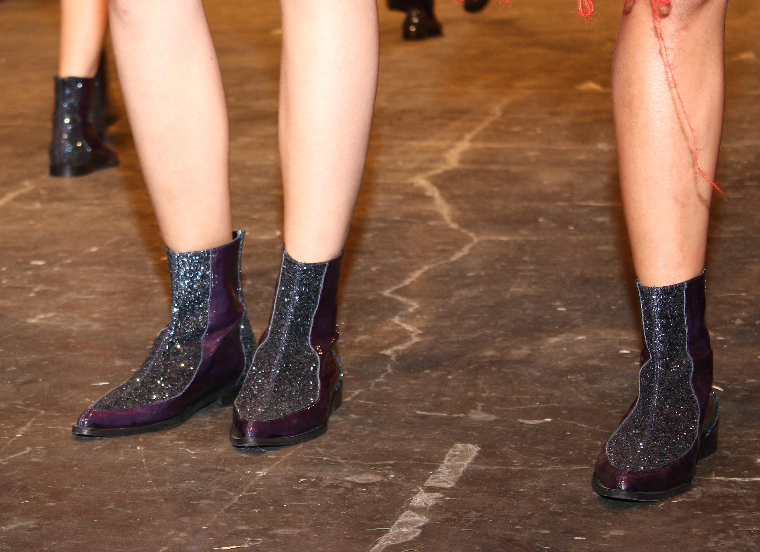 Kiane Frankfurt Shenkar Uncoded Steps בלוג נעליים אופנה שנקר