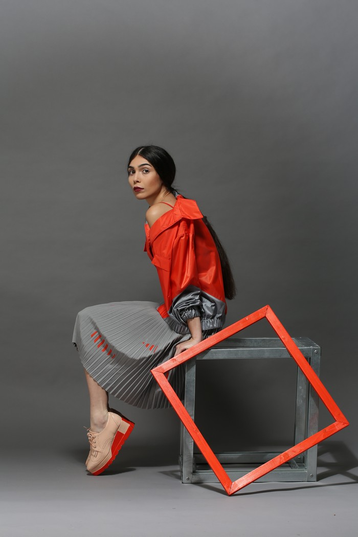 Uncoded steps בלוג נעליים שנקר אופנה Mor Median Shenkar Fashion 2016