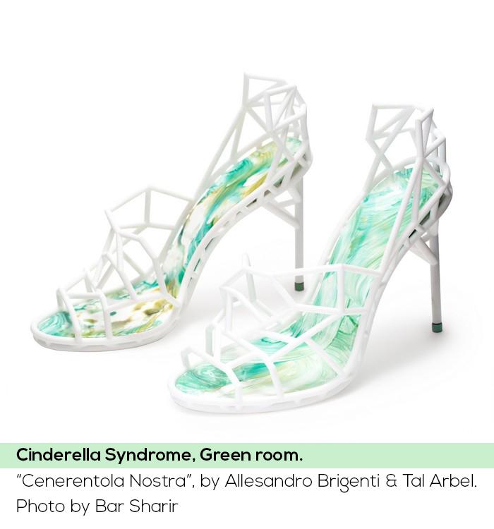 נורמן ובלה_ Cenerentola Nostra טל ארבל ואלסנדרו בריגנטי_בלוג_נעליים_3D-Footwear_Design