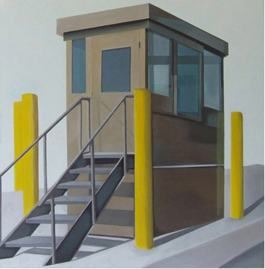 uncoded_steps_shoe_blog_avigail_talmor_check-point_paintings_art