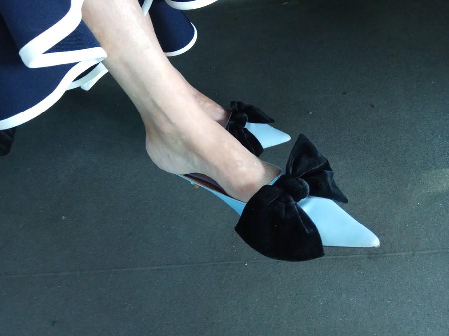 רות גלזר אושיית אופנה בלוג נעליים זארהUncoded Steps Shoe Blog Fashion Icon Zara_1 - small