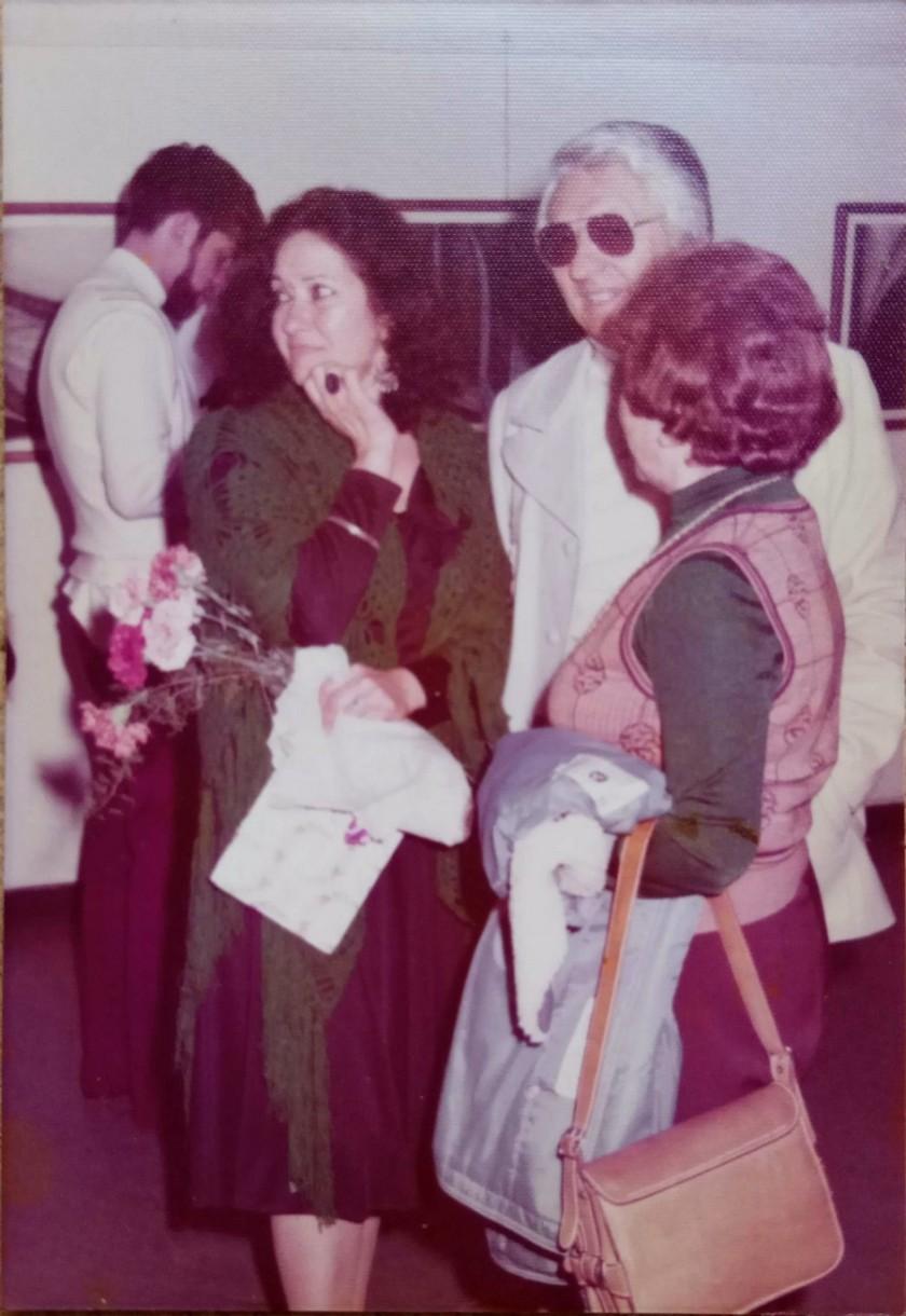 אאידה מלמן בגלריה צ'מרינסקי