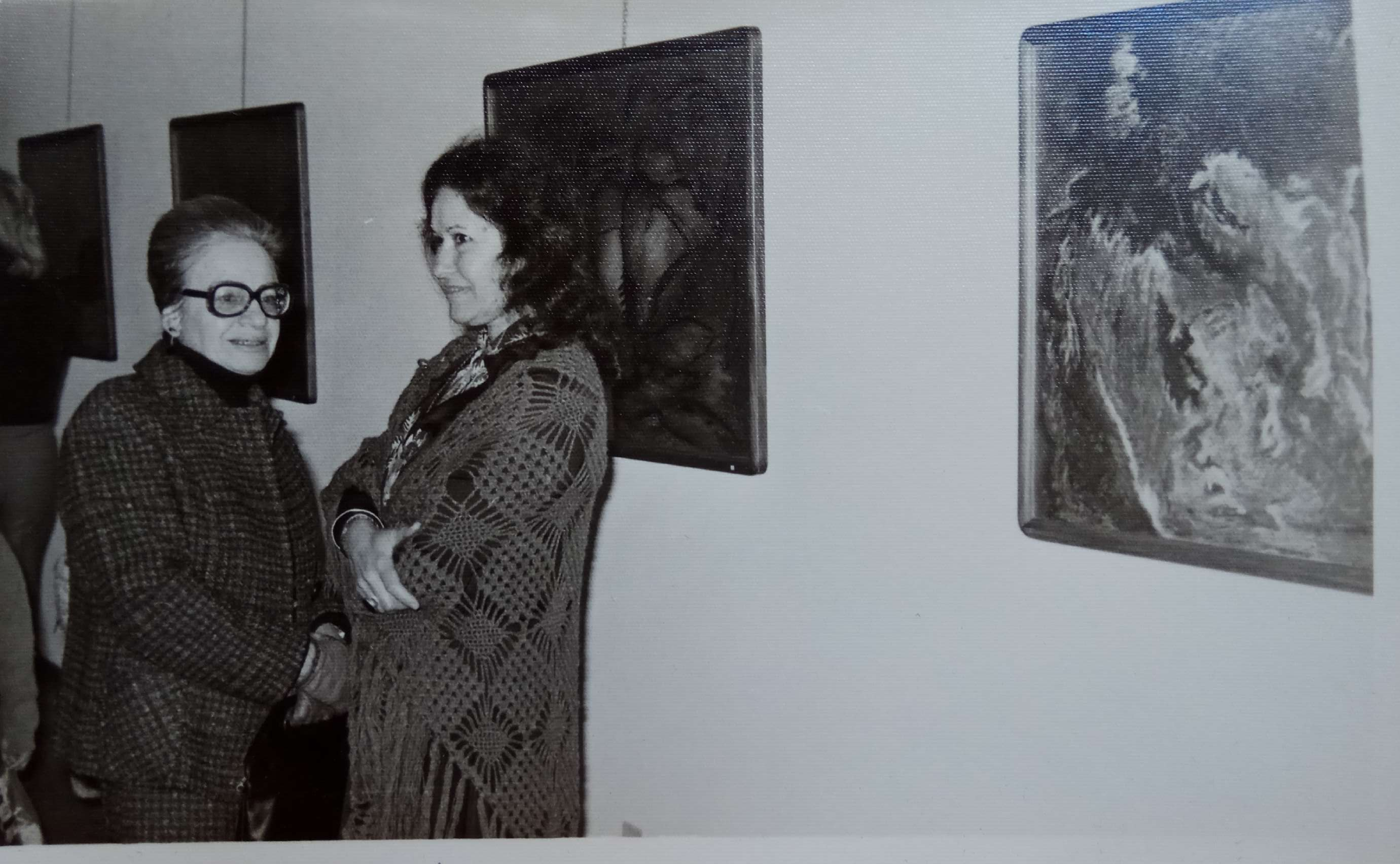 גלריה צ'מרינסקי אאידה מלמן