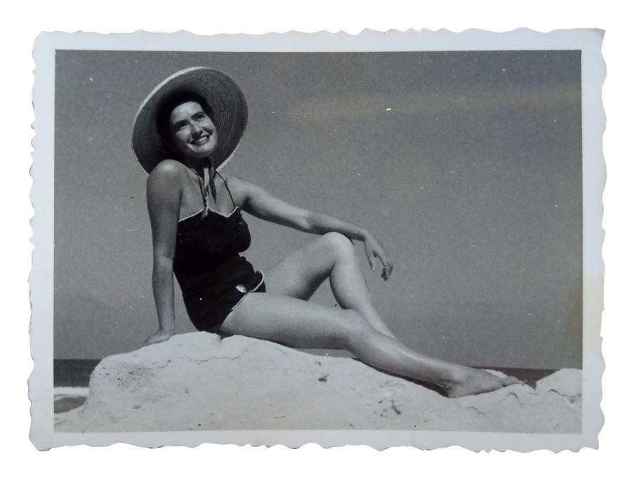Chile sea 1940's אאידה מלמן
