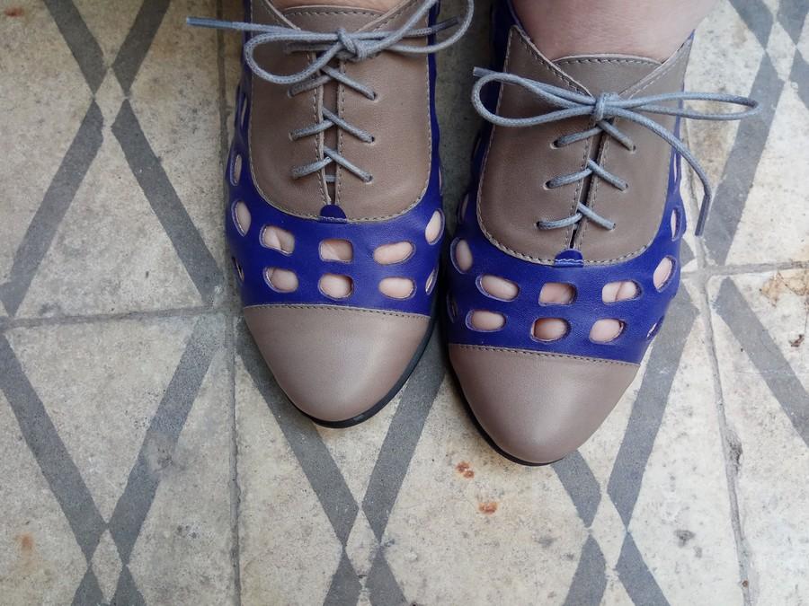 אידה מלמן ליאת נעלי בנג'י Aida Melman