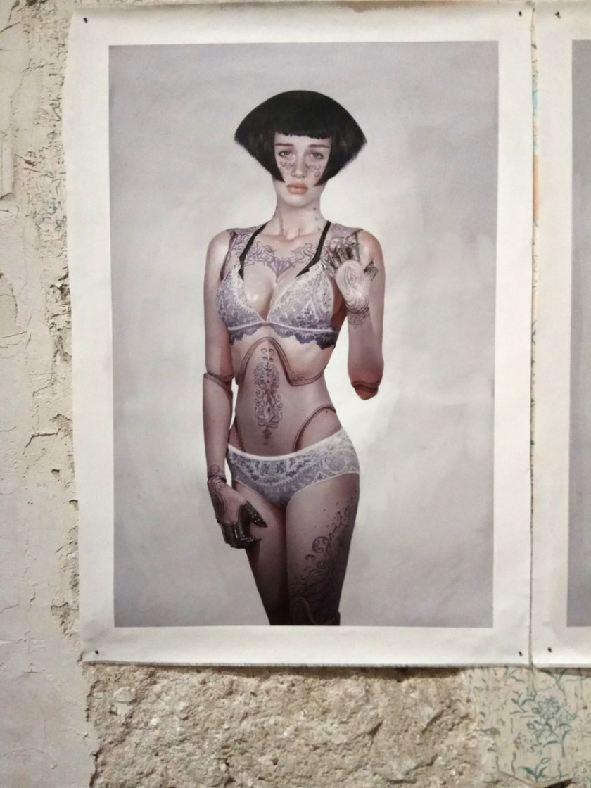 DNA Magazine Fashion Art Visionaries_ חדשנות אמנות UncodedSteps_shoe blog _4